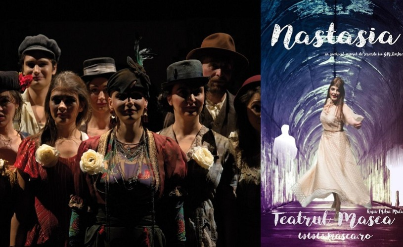 Nastasia deschide stagiunea  la Teatrul Masca