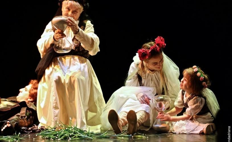 În căutarea tinereții fără bătrânețe și a vieții fără de moarte, la Teatrul Ion Creangă