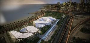 "Andrea Bocelli a ""deschis"" un centru cultural gigantic în Kuweit"