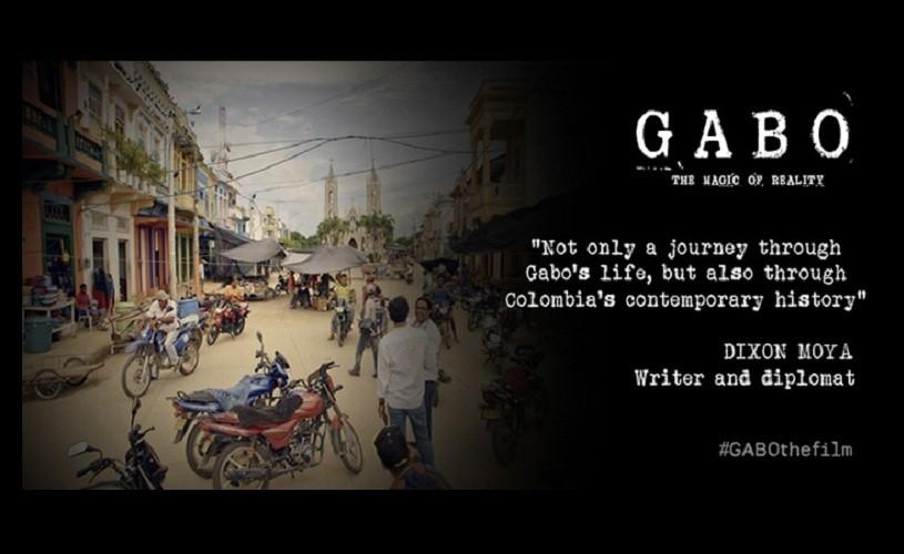 Documentar despre Gabriel García Marquez
