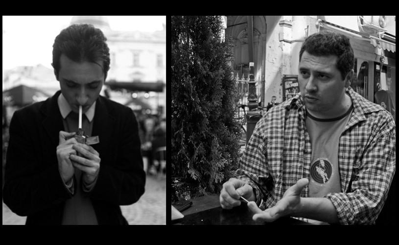 Radu Jude în dialog cu Andrei Gorzo