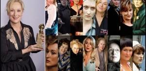 Meryl Streep, premiată pentru întreaga activitate