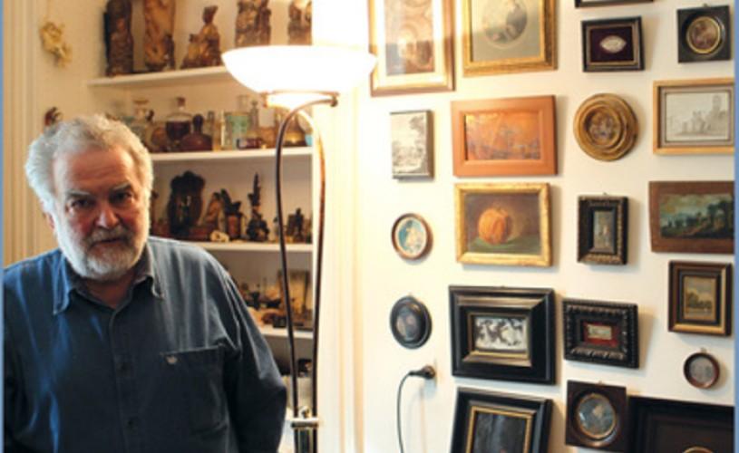 George Banu: Biblioteca va supraviețui ca o oază eternă