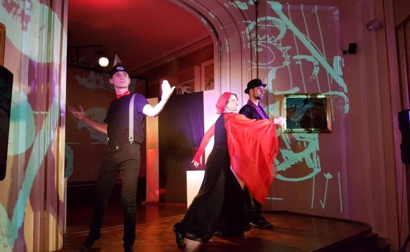 Tristan Tzara omagiat la Londra