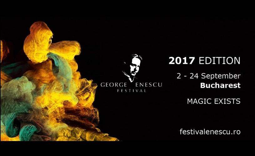 S-au pus în vânzare abonamentele pentru Festivalul Enescu 2017