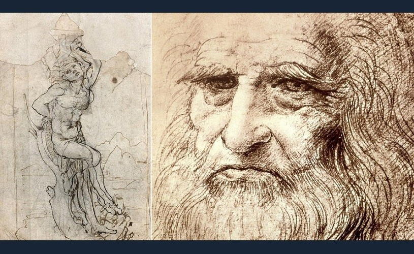"A fost descoprit ""ultimul""  da Vinci"