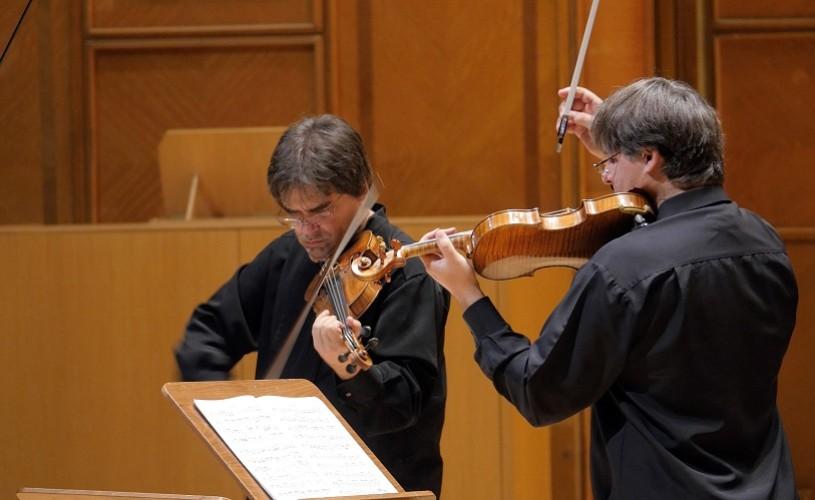 Duelul Viorilor, la Carnegie Hall și la Kennedy Center for the Performing Arts