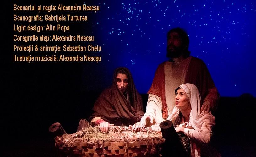 La teatru, în așteptarea lui Moș Crăciun