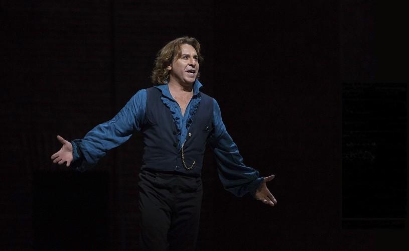 Roberto Alagna, la Gala Premiilor Operelor Naționale de la ONB