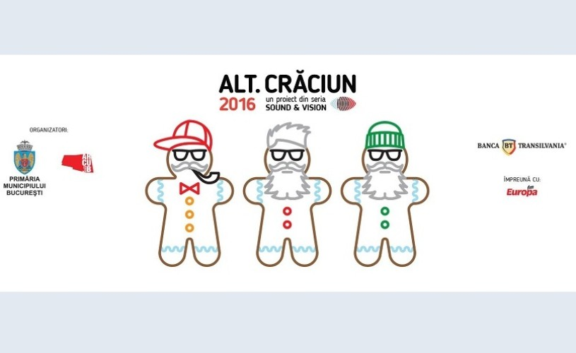 ALT.CRACIUN, Targul de Craciun alternativ, revine la ARCUB din 16 decembrie