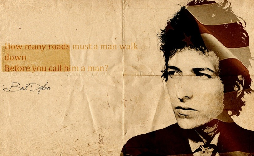 Bob Dylan mulțumește pentru Premiul Nobel
