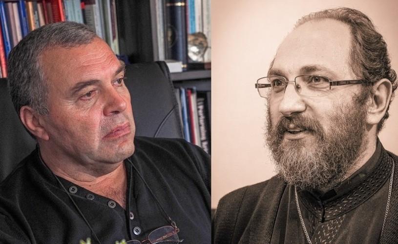 Constantin Chiriac, în dialog cu părintele Constantin Necula, despre puterea credinței