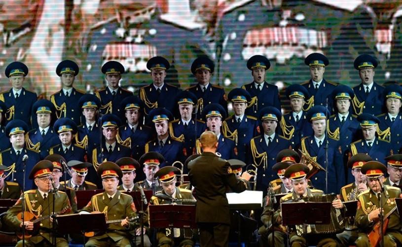 Corul Armatei Roșii, simbol al Rusiei dincolo de frontiere