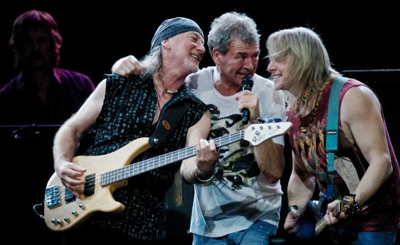 Deep Purple, la București, în 2017. Biletele s-au pus în vânzare