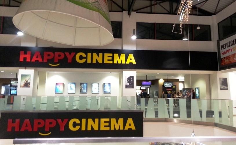 HAPPYCINEMA, un lanț de multiplexuri cu 100% capital românesc, lansat și în București