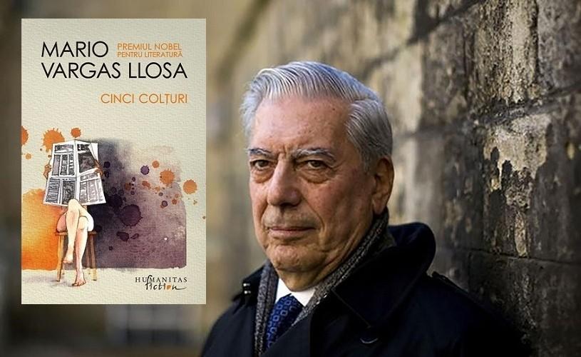 Cel mai nou roman al lui Mario Vargas Llosa, la Humanitas Cișmigiu