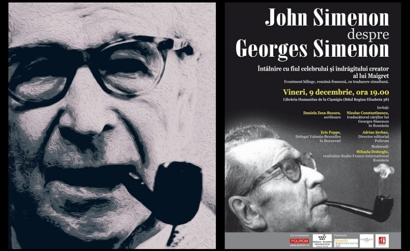 John Simenon despre Georges Simenon