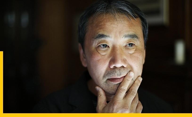 Haruki Murakami, un nou roman în februarie