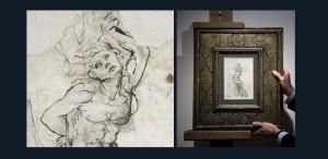 15 milioane de euro pentru conservarea unui desen de Leonardo da Vinci