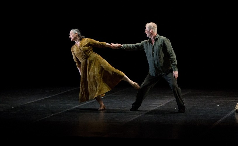 Coregraful Mats Ek și balerina Ana Laguna, onorati de UNATC