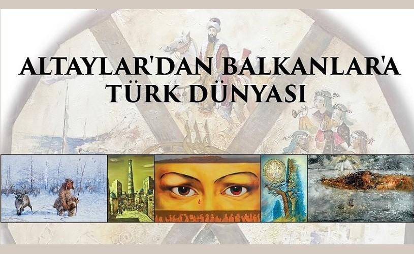 Lumea turcică din Munții Altai până în Balcani