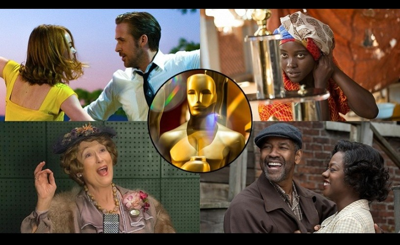 Gala Premiilor Oscar 2017, în direct pe Digi24 şi Digi Film