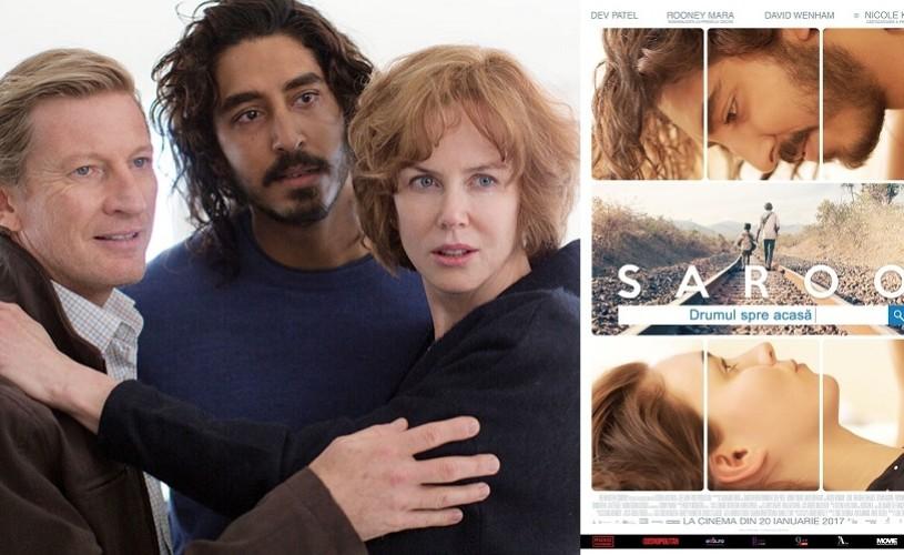 """10 lucruri pe care trebuie să le ştii despre filmul """"Saroo: Drumul spre casă"""""""