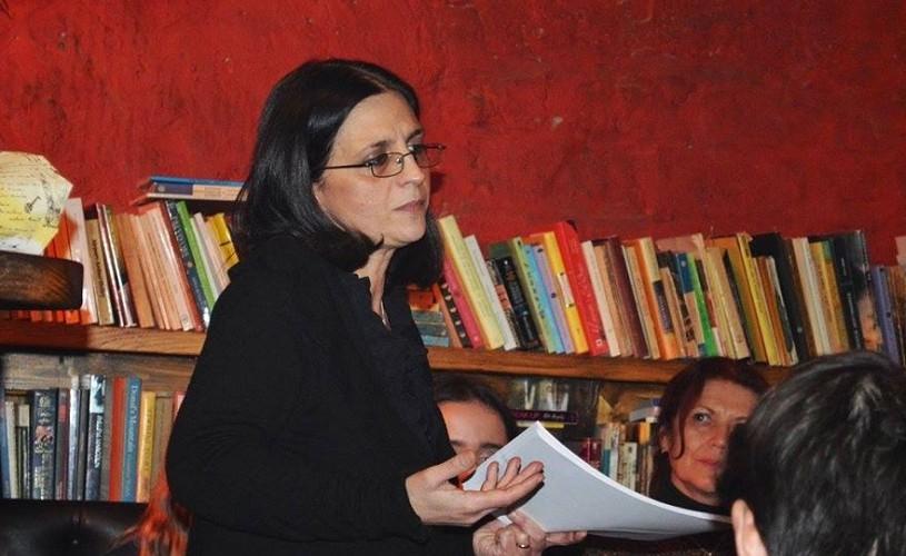Atelier de poezie sub îndrumarea Simonei Popescu