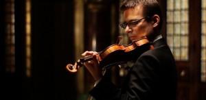 Alexandru Tomescu cântă in memoriam Ion Voicu la Sala Radio