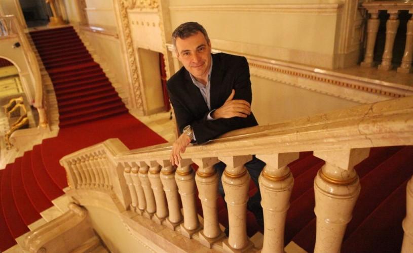 "Marcello Mottadelli: ""Simți dragoste, tristețe, durere în viața ta? Eh, exact asta e opera"""