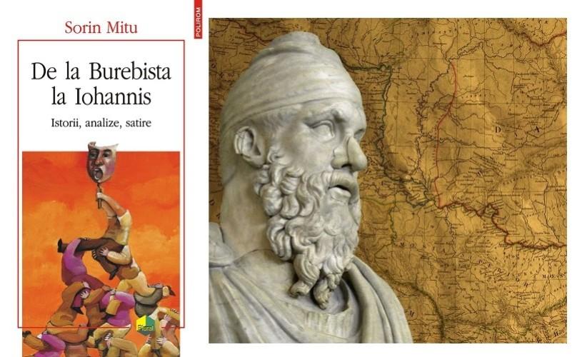 """Despre problemele """"fierbinţi"""" ale României: De la Burebista la Iohannis"""