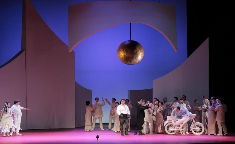 Don Giovanni la ONB sau Ce iubești, nu lăsa să se prăfuiască