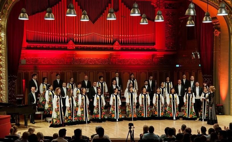 """Concert Extraordinar de Ziua Corului Național de Cameră """"Madrigal – Marin Constantin"""""""
