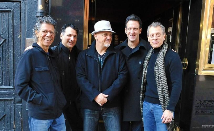 The Chick Corea Elektric Band feat. Frank Gambale, Eric Marienthal, John Patitucci și Dave Weckl, în premieră în România, pe scena JAZZ™