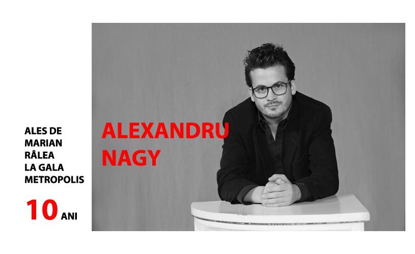 """Alex Nagy: """"Cred că nu selecția, ci spectacolul ne va oferi șansa să ne afirmăm"""""""