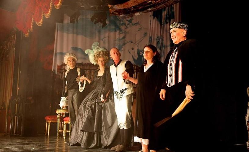Trei nominalizări pentru Teatrul Metropolis, la Premiile UNITER 2017