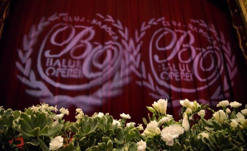 Holograf cântă la Marele Bal al Operei din Cluj