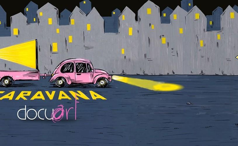 Caravana Docuart anunță orașele și filmele celei de-a 4-a ediții