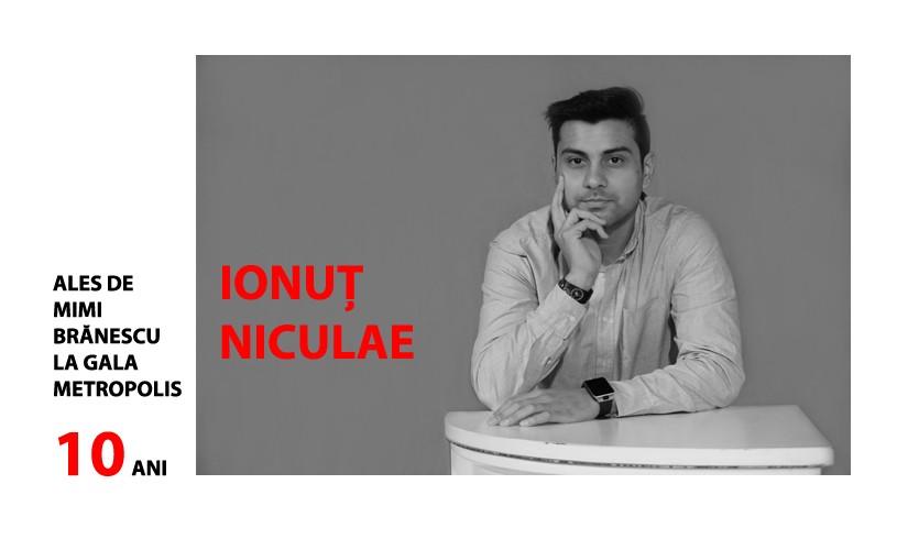 """Ionuț Niculae: """"Am carismă, inteligență scenică și disponibilitate"""""""