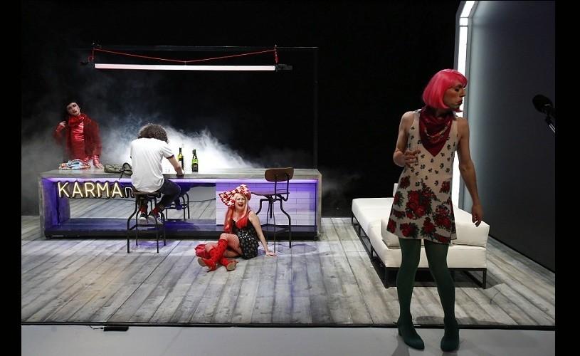 Măcelăria lui Iov, în regia Radu Afrim, în premieră națională