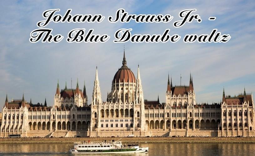"""Valsul """"Dunărea Albastră"""" împlinește 150 de ani!"""