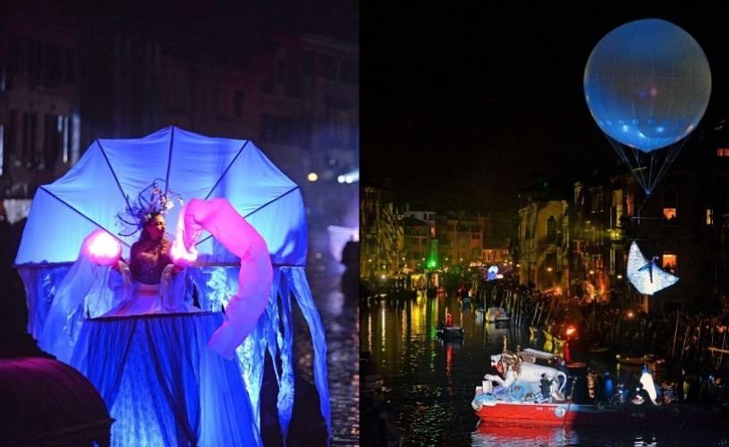A început Carnavalul de la Veneția