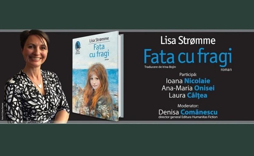 """""""Fata cu fragi"""" de Lisa Strømme, un roman despre tumultoasa poveste de dragoste care a inspirat """"Strigătul"""" lui Munch"""