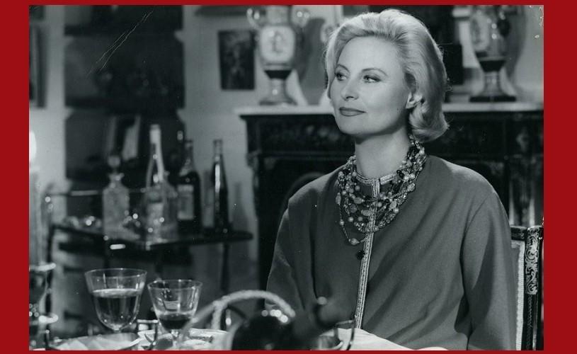 """Omagiu lui Michèle Morgan, """"actrița cu cei mai frumoși ochi din cinematografia franceză"""""""