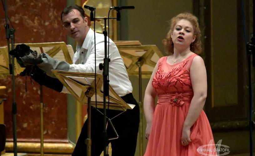 Soprana Simona Jidveanu – Cred în sufletul muzical