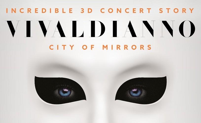 Cea mai impresionantă experiență muzicală 3D ajunge la București: Vivaldianno – City of Mirrors