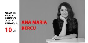 Ana Maria Bercu: Ți se creează iluzia că atunci când termini facultatea ai șanse