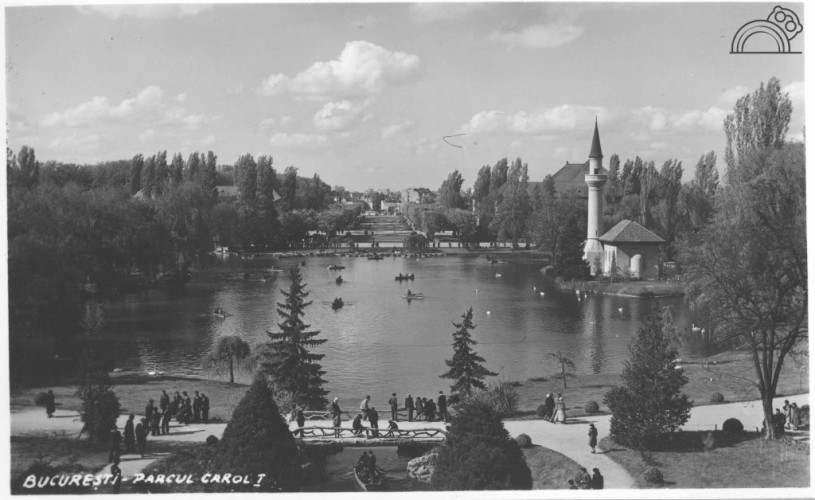 Bucureștiul de totdeauna. Parcul Carol