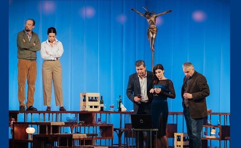Drumeția sau Despre sexualitate azi – premieră la Teatrul de Comedie