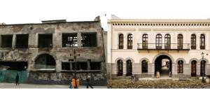 Metamorfoze urbane și recuperarea memoriei orașului: Hanul Gabroveni